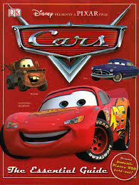disney pixar cars books cars 2010 edition