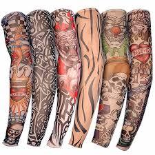 bad fake tattoo sleeves u2013 renegade accessories