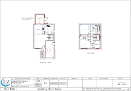 Floor Plan Application Portfolio Ihd Architectural Services Hythe Southampton So45