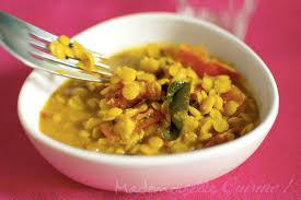 recette de cuisine du jour dal de lentillles ou dahl recette de cuisine mademoiselle