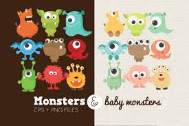 monster photos graphics fonts themes templates creative market