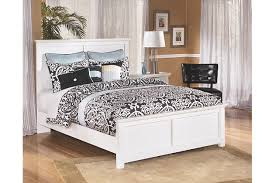 bostwick shoals queen panel bed ashley furniture homestore