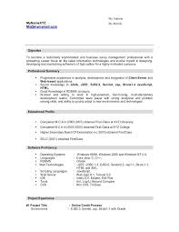 j2ee fresher resume oracle j2ee java developer resume samples it