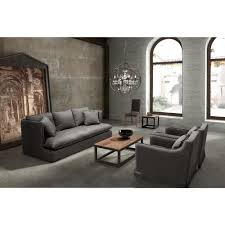 zuo upton distressed natural coffee table 98123 the home depot