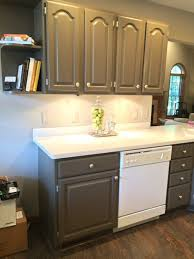 white upper kitchen cabinets cabinet painters cedarburg wi refinishing staining change your