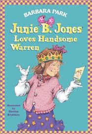 junie b jones handsome warren junie b jones 7 my