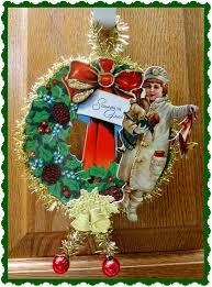 zetta u0027s aprons dollar crafts dresden style christmas ornaments