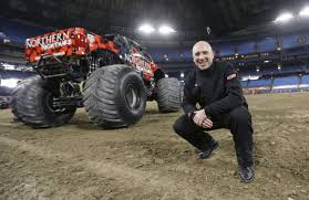 monster truck jam toronto thank god for the crotch strap when you u0027re riding a monster truck