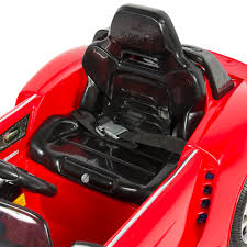 12v ride on car kids w mp3 electric battery power remote control