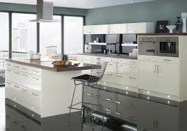 kitchen design painted suggestion contemporary white and cream