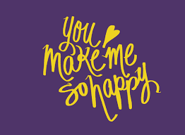 you make me oh so happy gif by denyse find on giphy