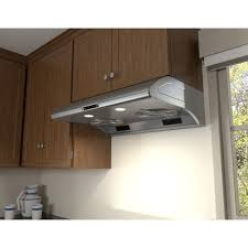 Zephyr Under Cabinet Range Hoods 48 with Zephyr Under Cabinet