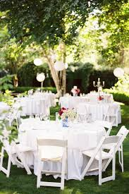 Unique Backyard Wedding Ideas by Stay Under The Budget The Website Is For Weddings But It Works