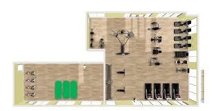 fitness center floor plan fitness center design sport and fitness inc
