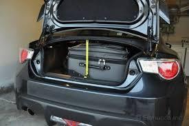 toyota prius luggage capacity 2013 subaru brz term road test cargo space