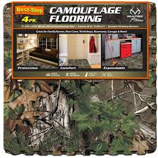 best realtree 24 x 24 camouflage foam tiles 16 sq ft pkg