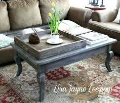 rustic grey coffee table gray wood coffee table coffee tables grey reclaimed wood coffee