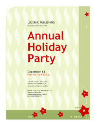 sample invitations for party