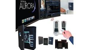 aurora access control management software securityinfowatch com