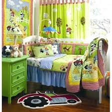 Farm Crib Bedding Bedding Animal Nursery Baby Room Theme Farm Carum