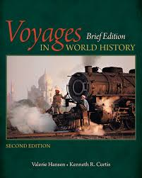 voyages in world history brief 2nd edition cengage