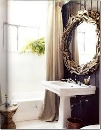 Industrial Bathroom Mirror by 20 Best Rustic Meets Industrial Bathrooms Images On Pinterest