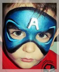 30 cool face painting ideas kids spiderman face face