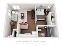 Studio Plans Rates U0026 Floor Plans Villa Campana Apartments