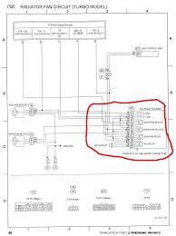 subaru ac wiring diagram subaru wiring diagrams collection