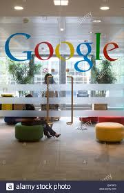 Google Headquarters Interior Google Uk Headquarters London United Kingdom Not Known Stock