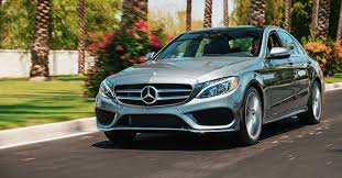 greenway mercedes drives in the c class sedan the mercedes of
