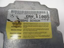 2007 w245 mercedes b class airbag kit parts dash driver airbag