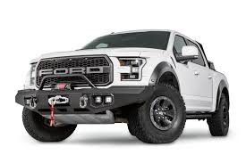 ford raptor side view warn industries warn gen ii trans4mer mounting system