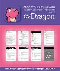 Create An Online Resume Cvdragon Linkedin