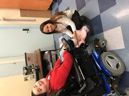 physical therapist haydee bustos is a pillar of strength in the