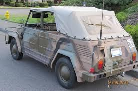 volkswagen type 181 thesamba com thing type 181 view topic 1974 german army thing