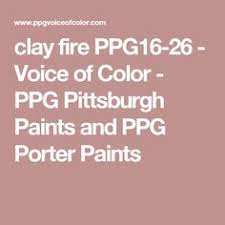 nature inspired paint color clay fire ppg16 26 by ppg voice of