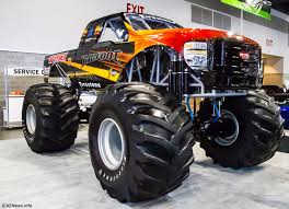 bigfoot electric monster truck