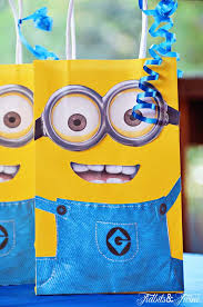 minion gift wrap minion birthday party tidbits twine