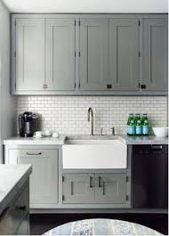 Light Grey Kitchen Cabinets by Planning A Dream Kitchen Painted Cupboards White Subway Tiles