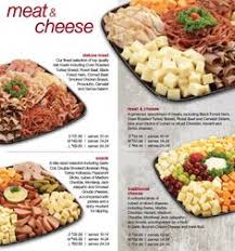 costco catering menu prices costco party platters trays etc