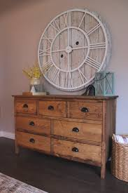 rustic 7 drawer dresser do it yourself home projects from ana