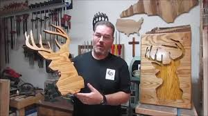 rustic wall art from scrap wood salvage youtube