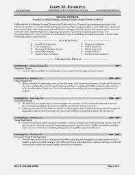 Facilitator Resume Lcsw Resume Social Worker Resumes Warm Social Work Resume