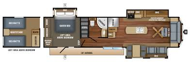 2018 jay flight bungalow travel trailer floorplans u0026 prices