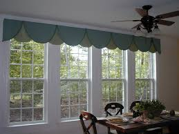 Dining Room Window Treatments With White Satin  Home Ideas Collection - Dining room windows