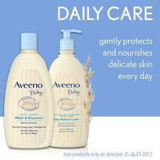 Comfort Personal Cleansing Shampoo Cap Amazon Com Aveeno Baby Wash U0026 Shampoo For Hair U0026 Body Tear Free