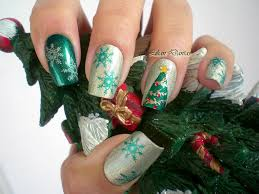 50 creative christmas nails the ultimate gallery of christmas