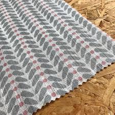 Retro Upholstery Pink Fabric Linen Fabric Curtain Fabric Retro Upholstery