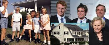 Caroline Kennedy S Children A President U0027s Residence Saved The Kennedy Family Compound With